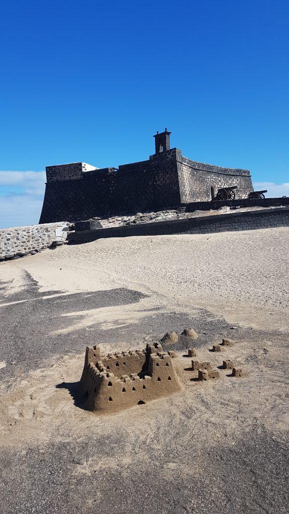 Castillo de San Gabriel, Arrecife, Lanzarote