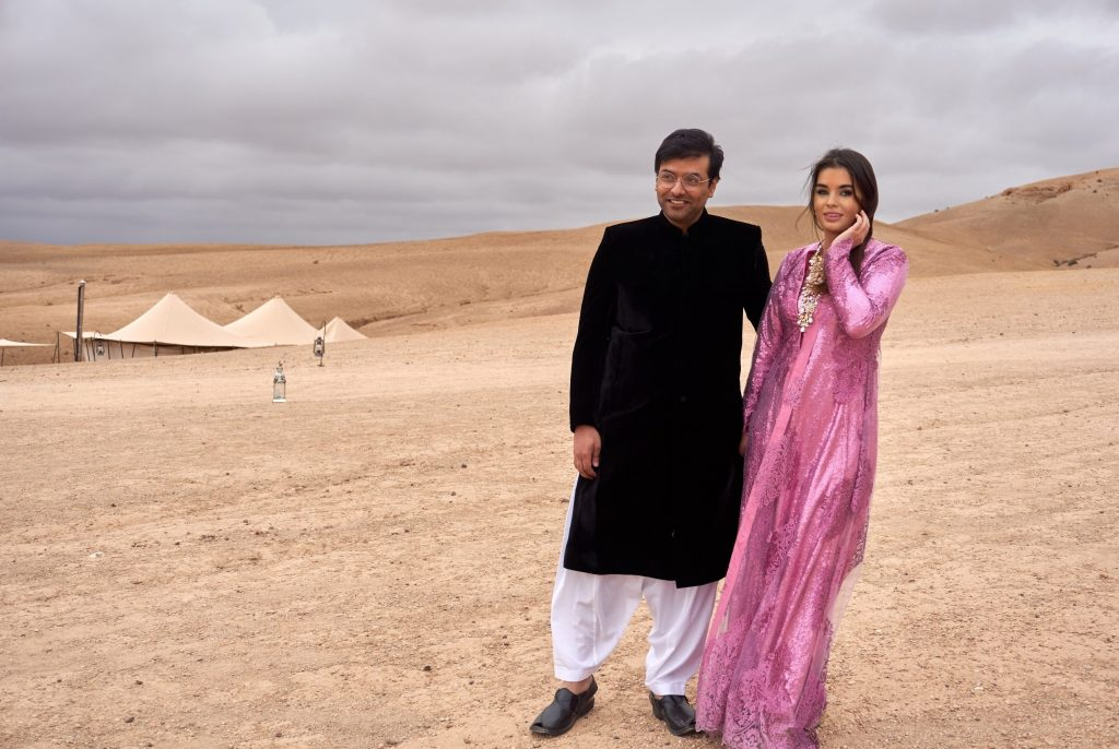 wesele na pustyni