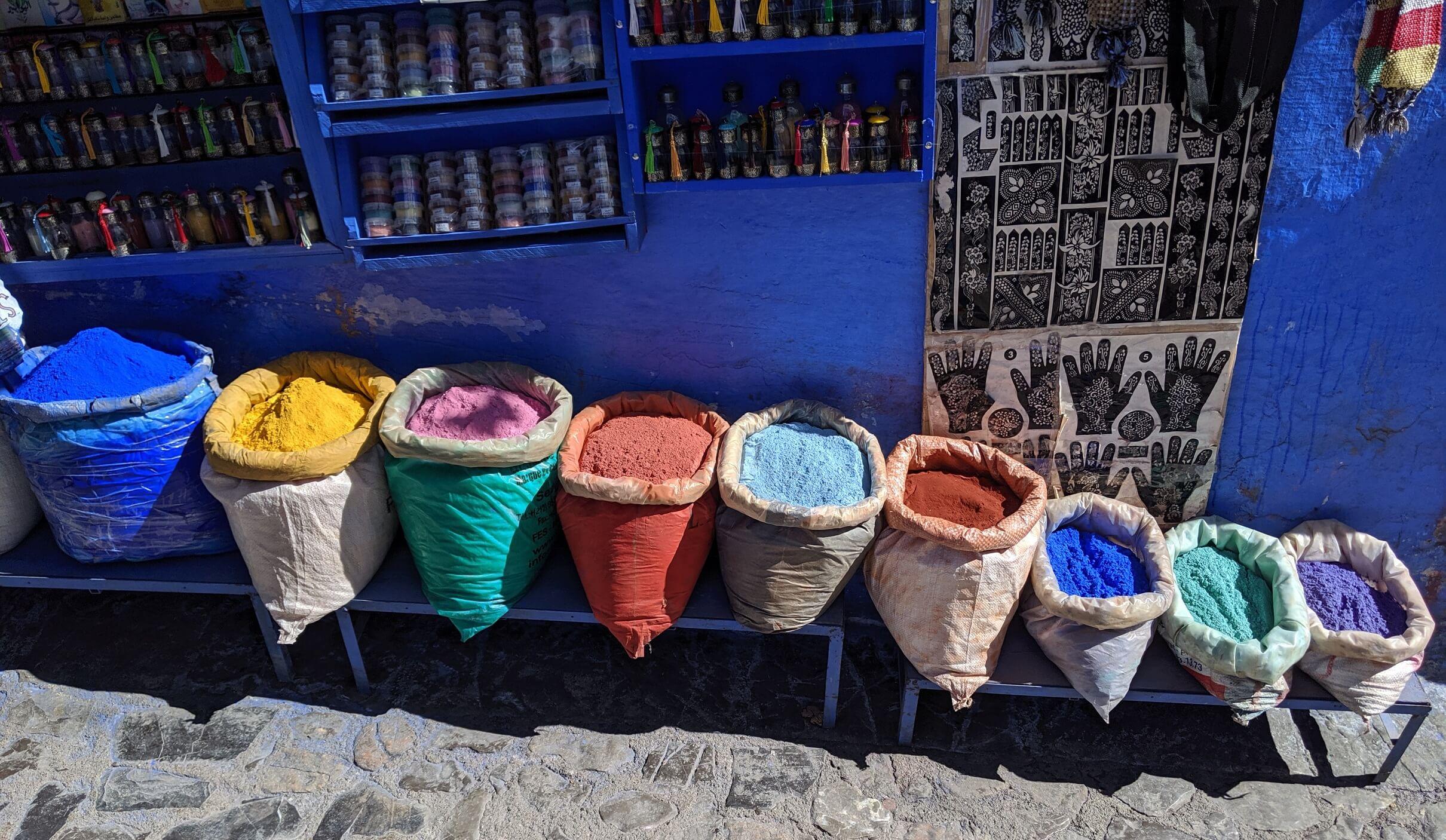 Marokańskiej przygody ciąg dalszy