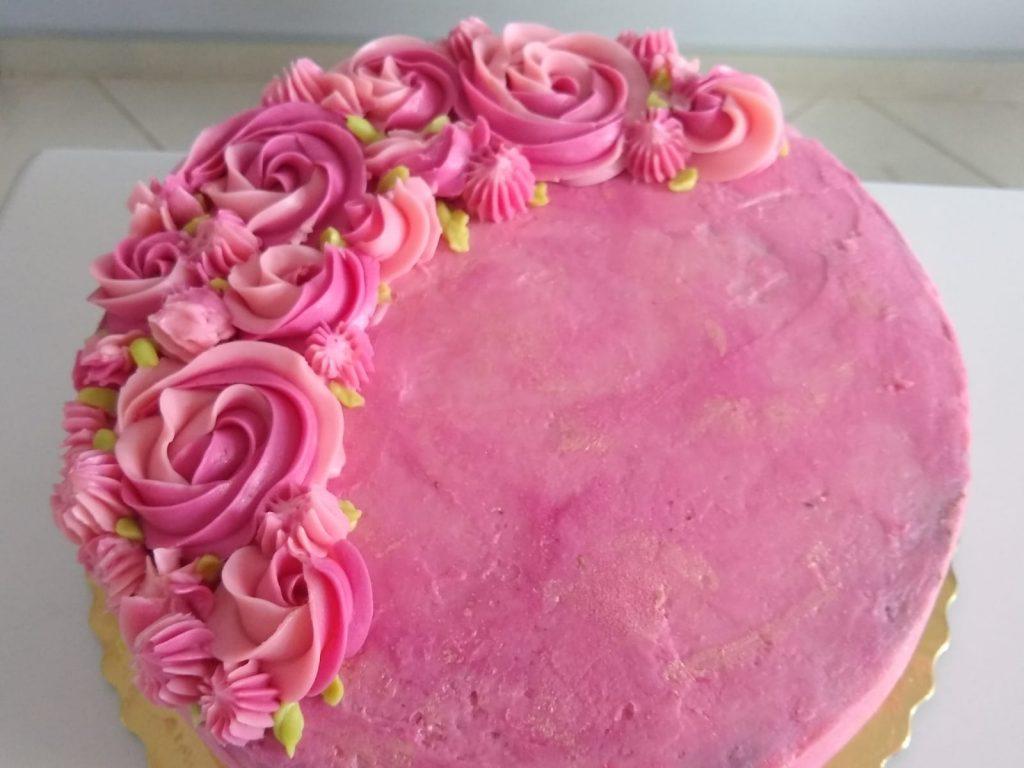 domowy tort